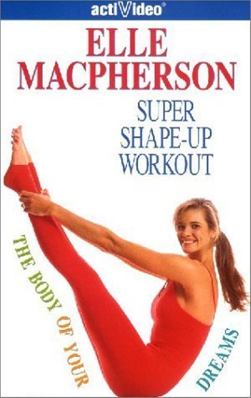 Elle Macpherson - Super Shape-Up Workout VHS-Video Bild