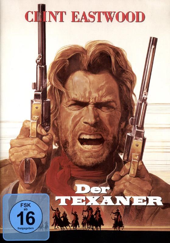 Der Texaner DVD Bild