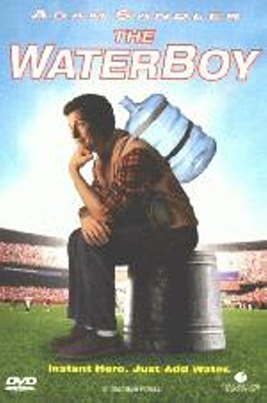 Waterboy - Der Typ mit dem Wasserschaden DVD Bild