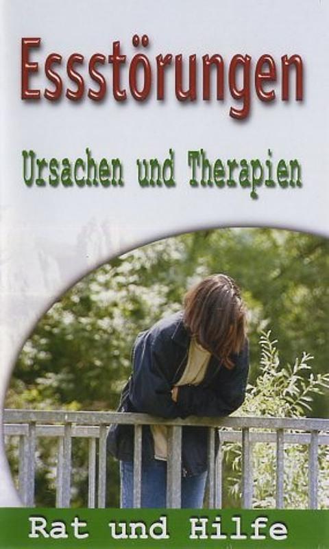 Essstörungen - Ursachen und Therapie VHS-Video Bild