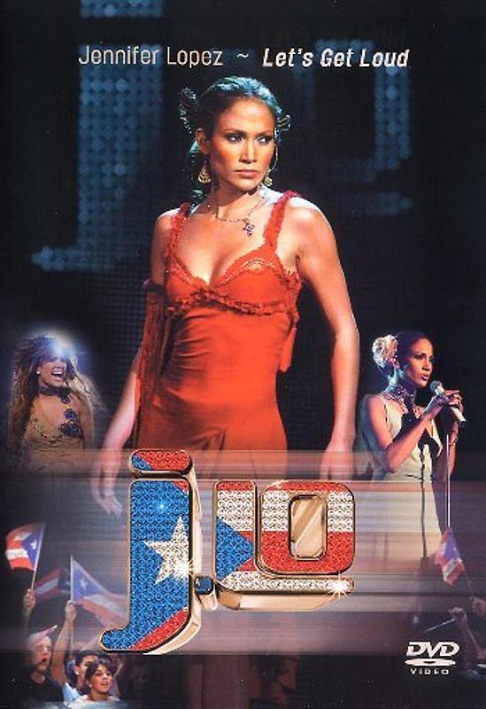 Jennifer Lopez - Let's Get Loud DVD Bild