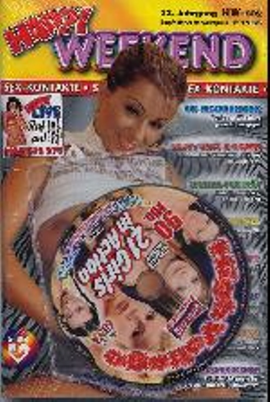 Happy Weekend No.802 mit DVD DVD-Magazin Bild