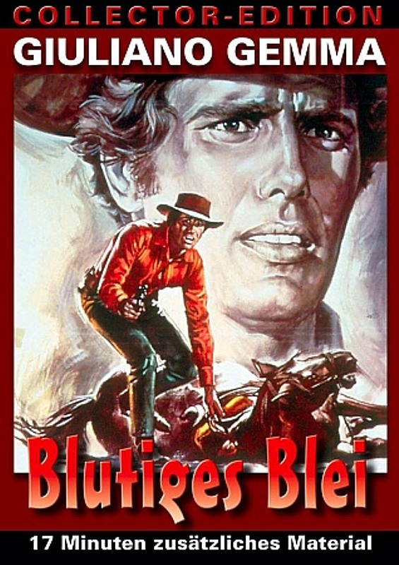 Blutiges Blei - Collector Edition DVD Bild