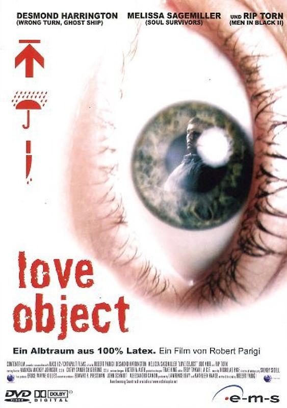 Love Object DVD Bild