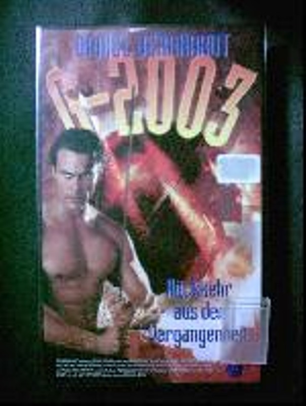 G-2003 VHS-Video Bild