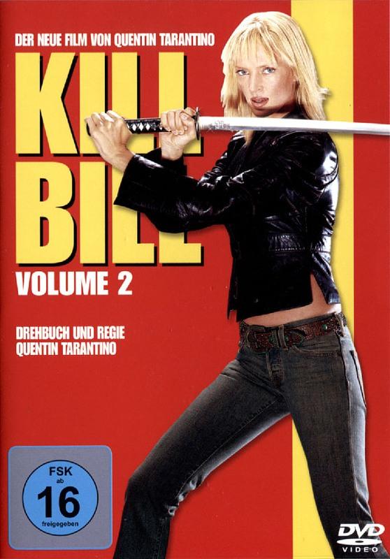 Kill Bill: Volume 2 DVD Bild