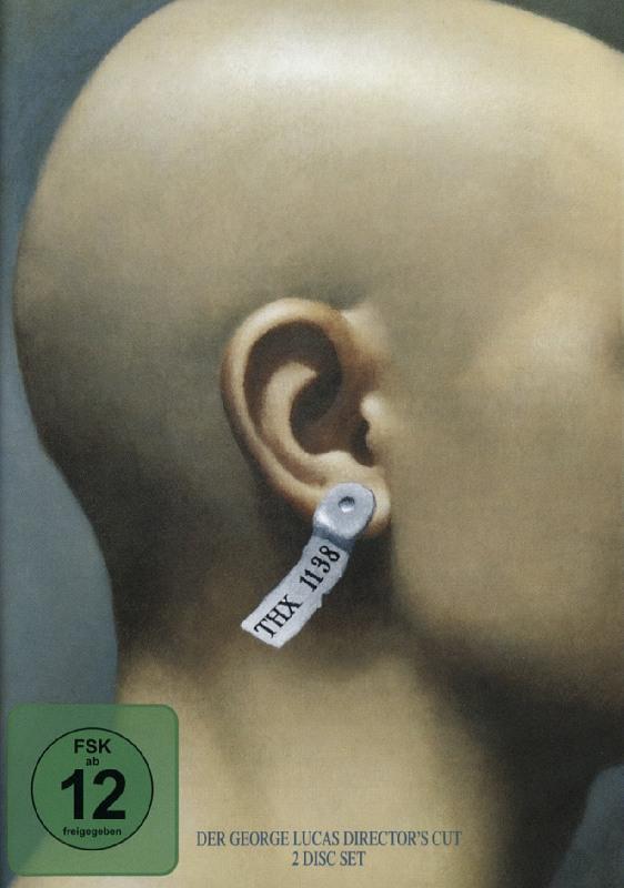 THX 1138  [DC] [2 DVDs] DVD Bild