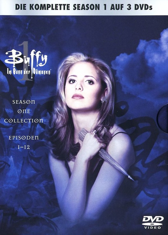 Buffy - Season 1/Box Set (Ep.1-12)  [3 DVDs] DVD Bild
