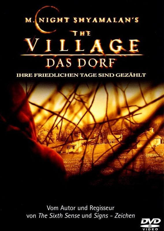 The Village - Das Dorf DVD Bild