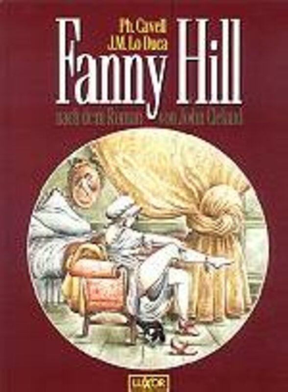 Fanny Hill Comic Bild