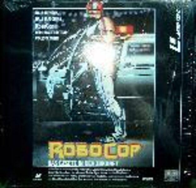 Robocop Laserdisk Bild
