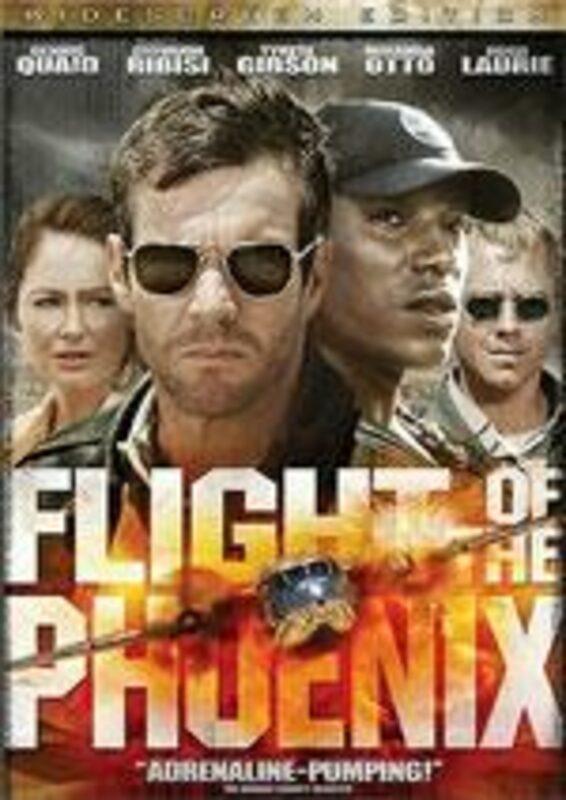 Flight of the Phoenix RC1 DVD Bild