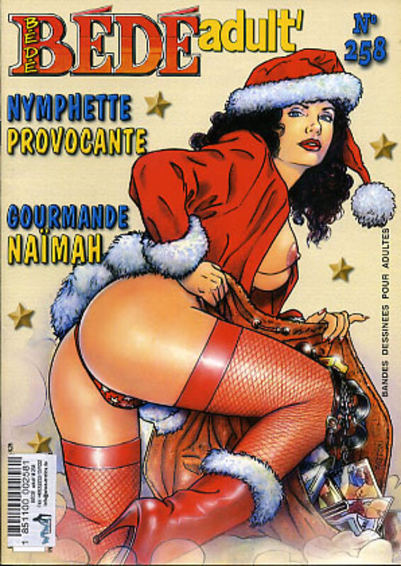 Bede Adult 258 Comic Bild