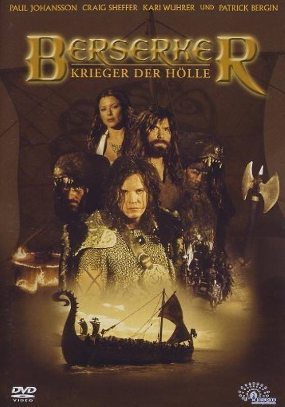 Berserker - Krieger der Hölle DVD Bild