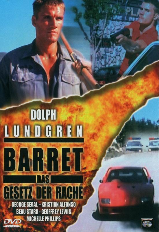 Barret - Das Gesetz der Rache DVD Bild