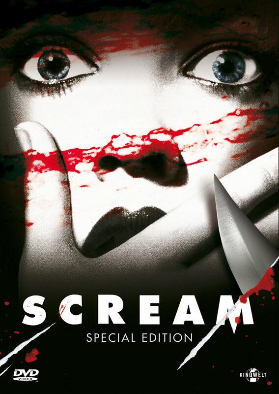 Scream 1  [SE] DVD Bild