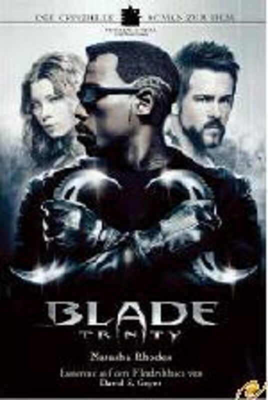 Blade Trinity (Roman zum Film) Filmroman Bild