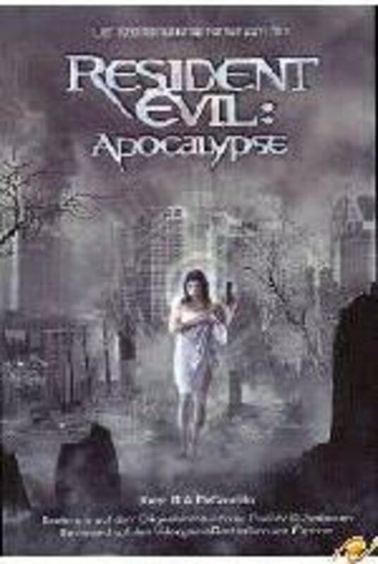 Resident Evil: Apokalypse Filmroman Bild