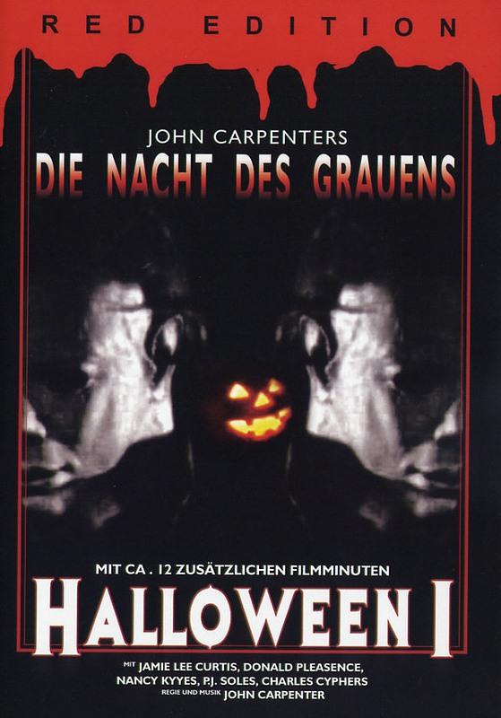 Halloween 1 - Die Nacht des Grauens DVD Bild