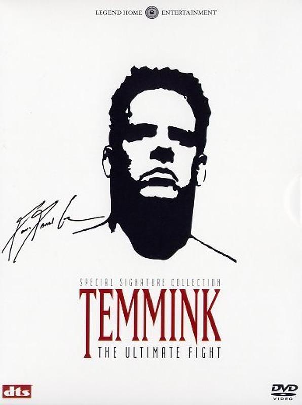 Temmink - The Ultimate Fight  [2 DVDs] DVD Bild