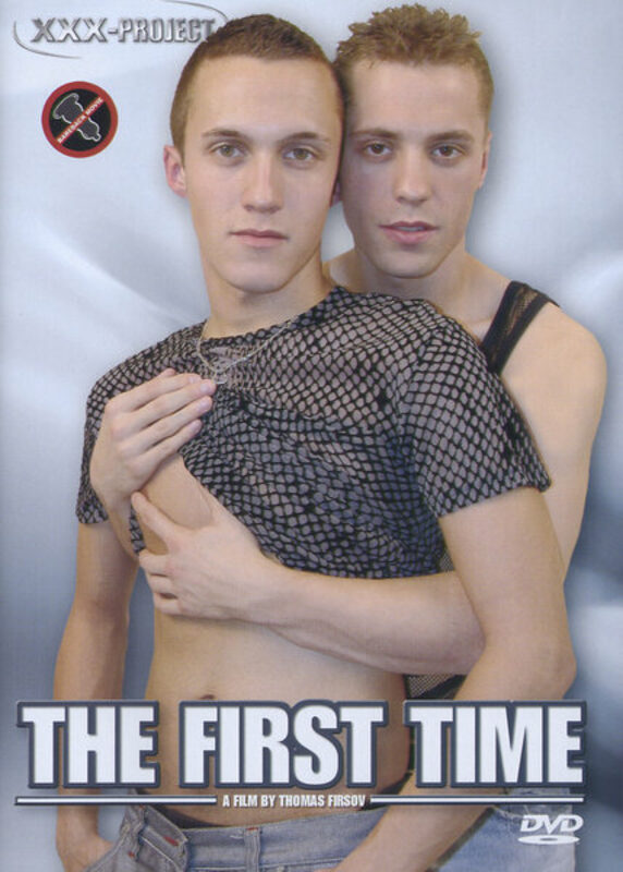 The First Time Gay DVD Bild
