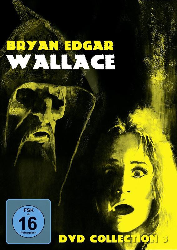 Bryan Edgar Wallace DVD Collection 3 (3 DVDs) DVD Bild