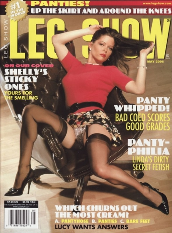 Leg Show May 2006 Magazin Bild