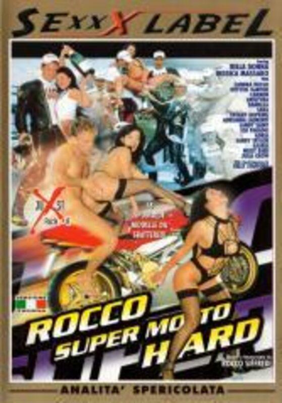 Rocco Super moto Hard - Analita Spericolata DVD Bild