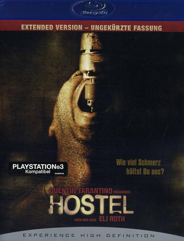 Hostel - Extended Version Blu-ray Bild