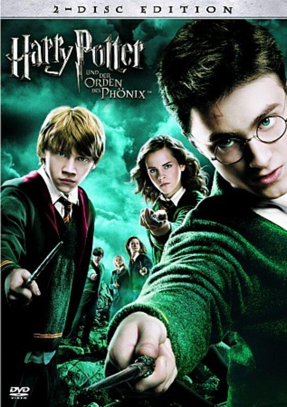 Harry Potter Und Der Orden Des Phönix Hd Stream