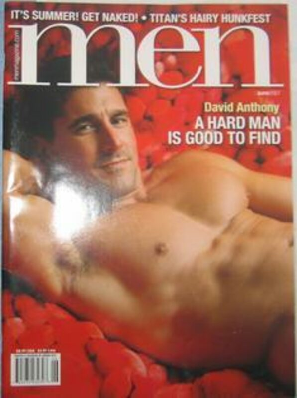 Men Juni 2007 Gay Buch / Magazin Bild