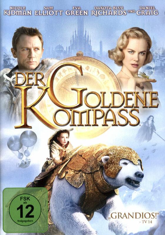 Der Goldene Kompass DVD Bild