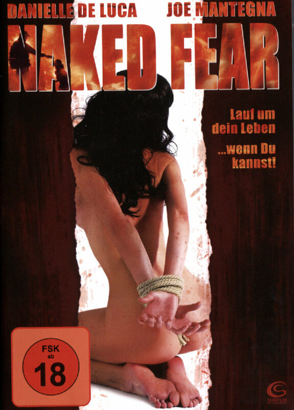 Naked Fear DVD Bild