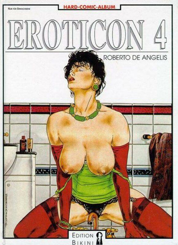 Eroticon 4 Comic Bild