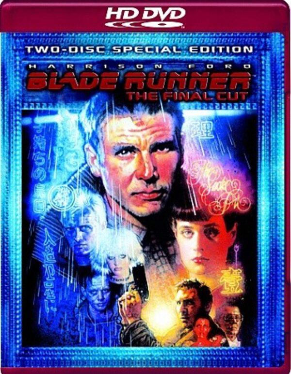 Blade Runner - Final Cut HD-DVD Bild