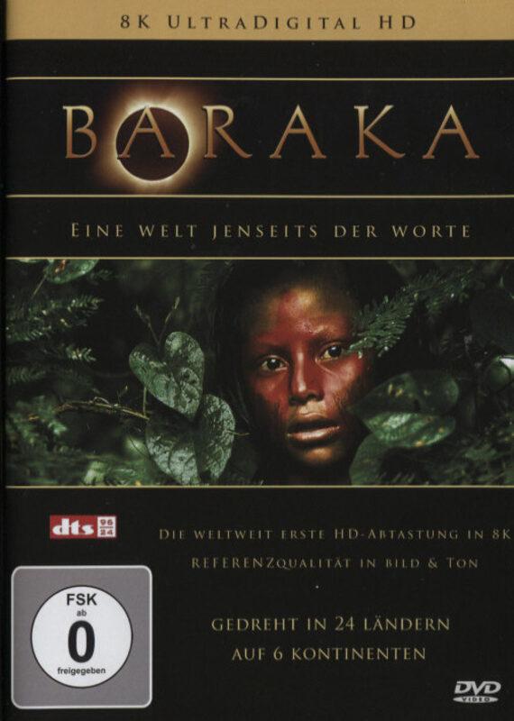 Baraka DVD Bild