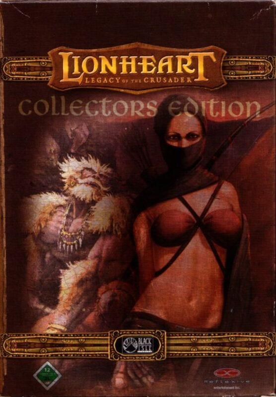 Lionheart - Collectors Edition PC Bild
