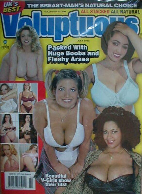 Voluptuous 07-2002 UK Magazin Bild
