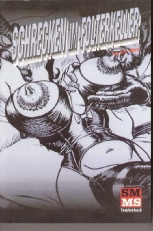 Schrecken im Folterkeller 2 Buch Bild