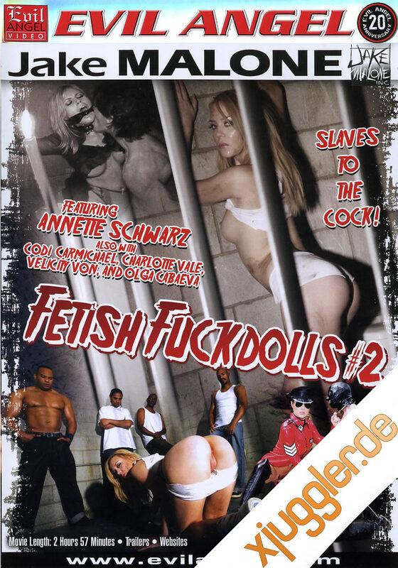 Fetish Fuck Dolls 2 DVD Bild