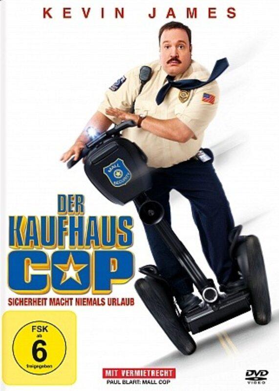 Der Kaufhaus Cop DVD Bild