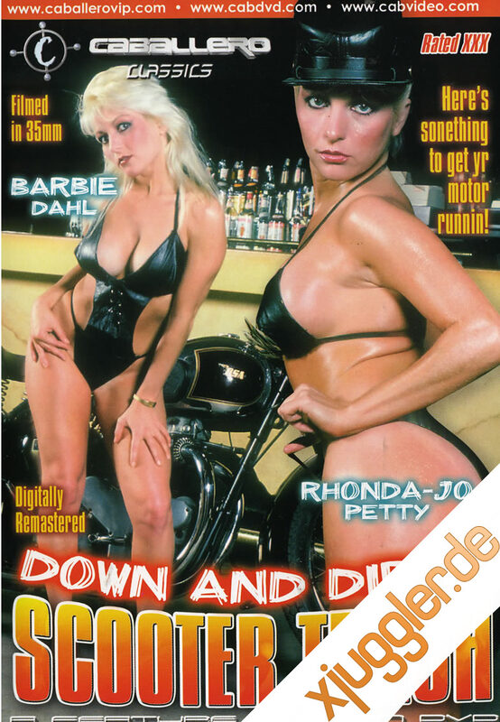 Down And Dirty Scooter Trash DVD Bild