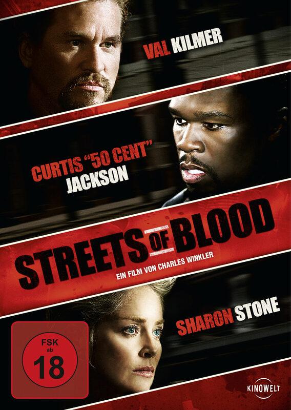 Streets of Blood DVD Bild