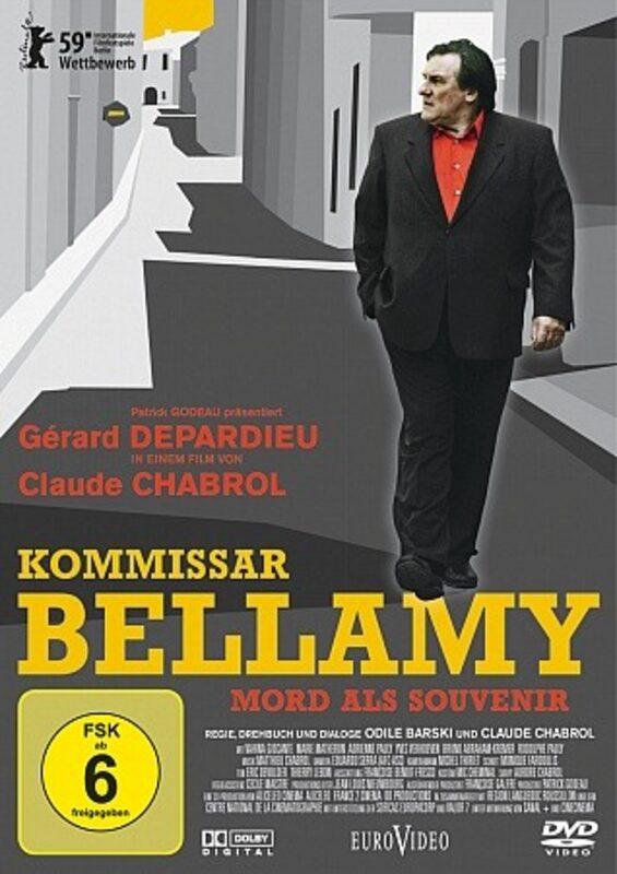 Kommissar Bellamy DVD Bild