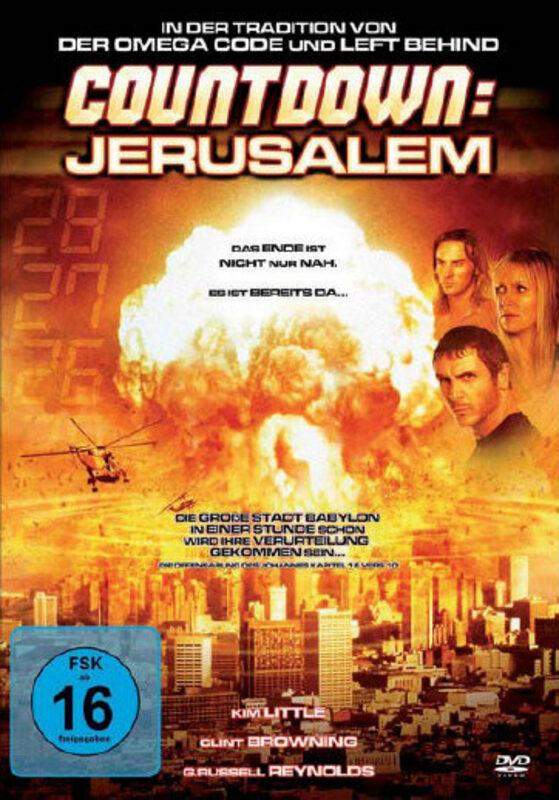 Countdown: Jerusalem DVD Bild