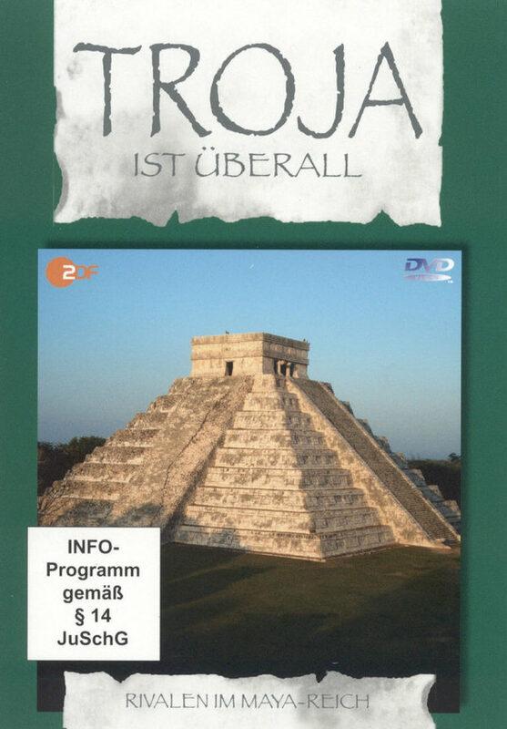 Troja ist überall 6 - Rivalen im Maya-Reich DVD Bild