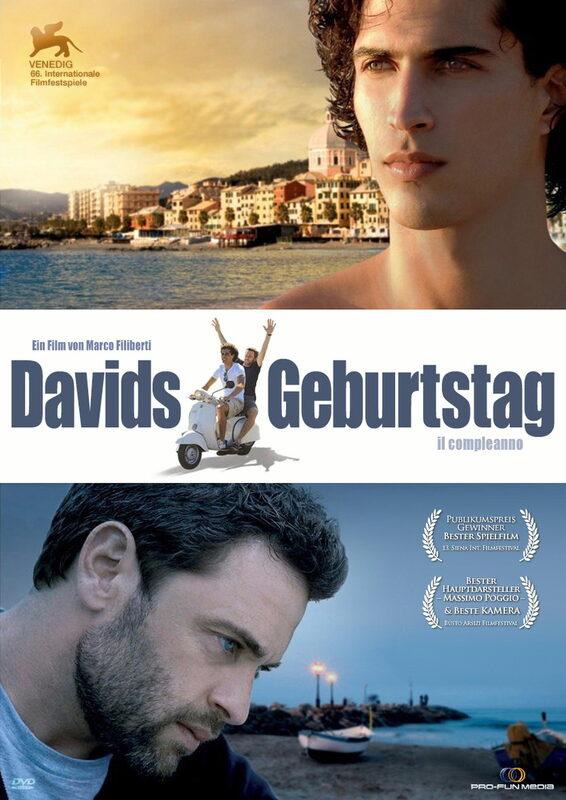 Davids Geburtstag (OmU) DVD Bild