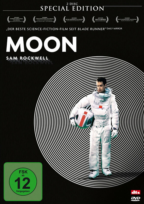 Moon  [SE] [2 DVDs] DVD Bild