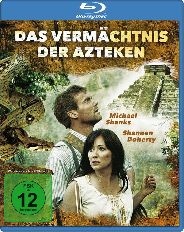 Das Vermächtnis der Azteken Blu-ray Bild