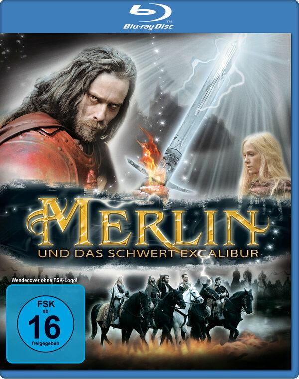 Merlin und das Schwert Excalibur Blu-ray Bild